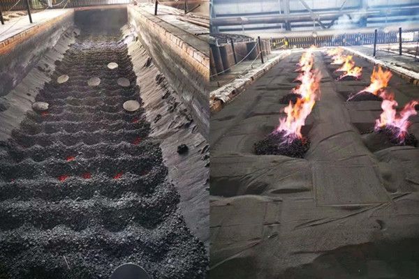 Chinese calcined petroleum coke manufacturer