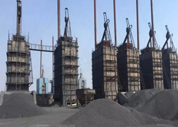 China Graphite Petroleum Coke Factory
