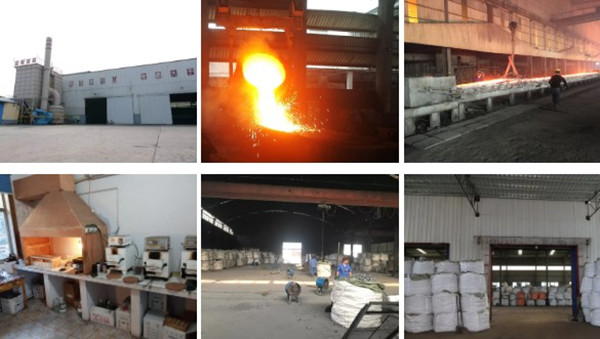 Chinese silicon slag manufacturers