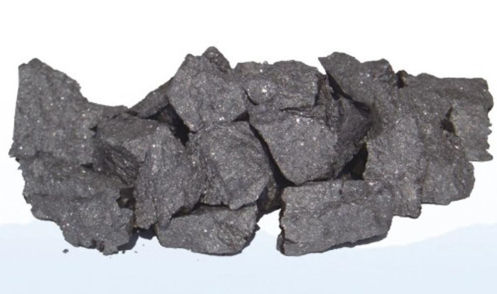 Production process of Silicon Calcium alloy