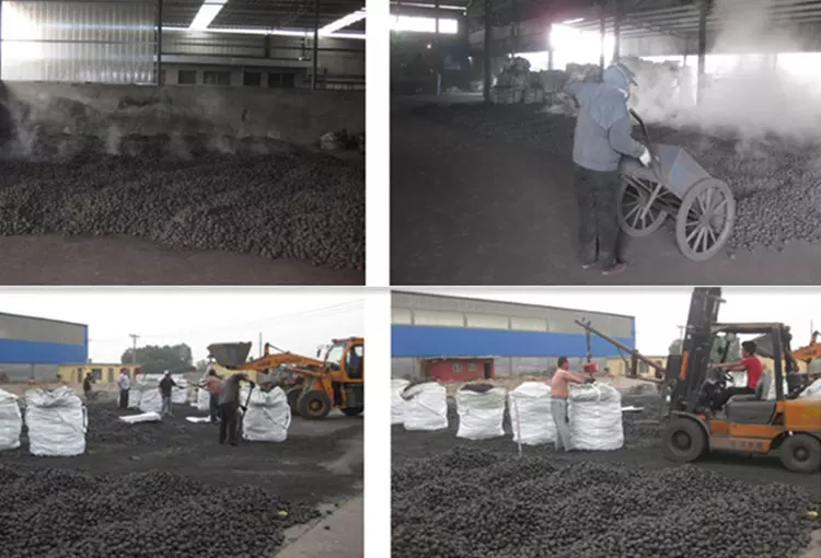 China Graphite Briquette manufacturer