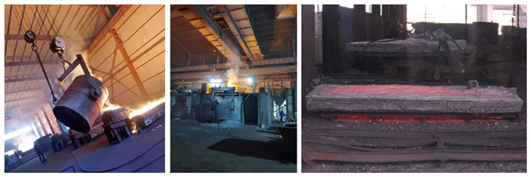 China Silicon Metal Factory